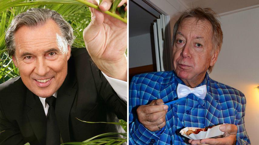 Offiziell! Peter Bond & Werner Böhm im Sommer-Dschungelcamp
