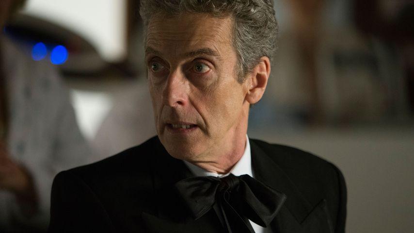 """Neue Ziele! """"Doctor Who""""-Star Peter Capaldi will aussteigen"""