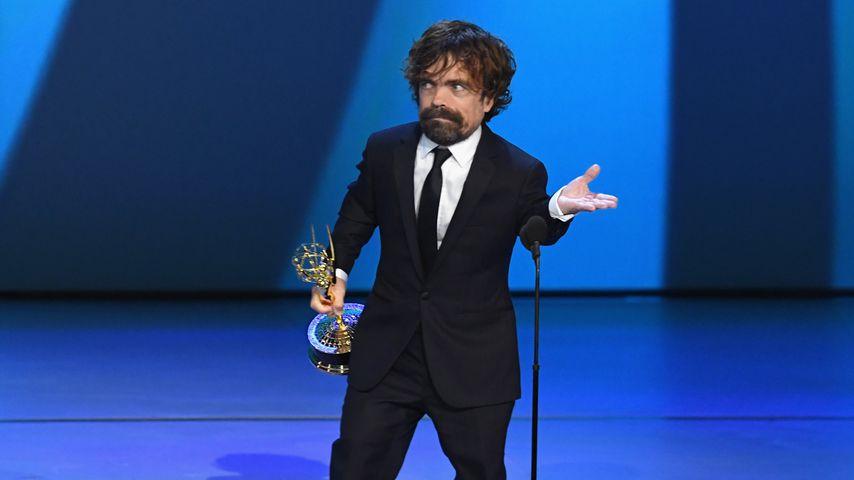Peter Dinklage bei der Emmy-Verleihung 2017
