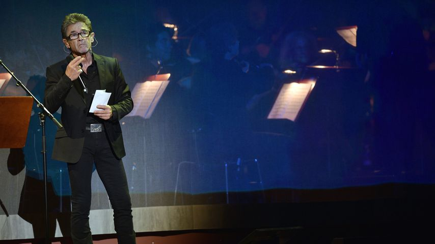 Peter Maffay im Dezember 2015 in Frankfurt am Main
