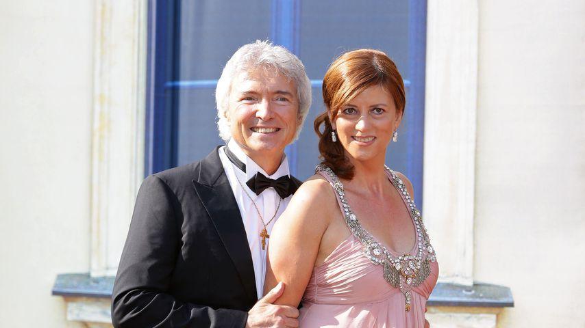 Peter Orloff und seine Frau Linda im Juli 2013 in Bayreuth