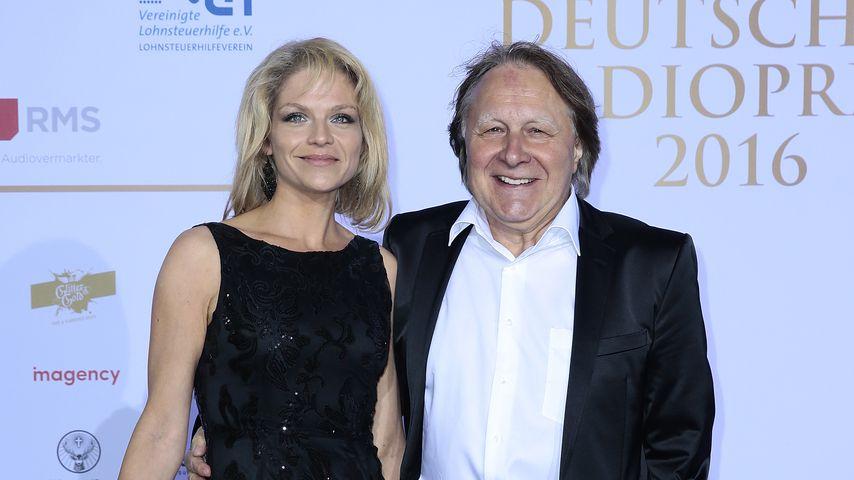 Peter Urban mit seiner Gattin Laura