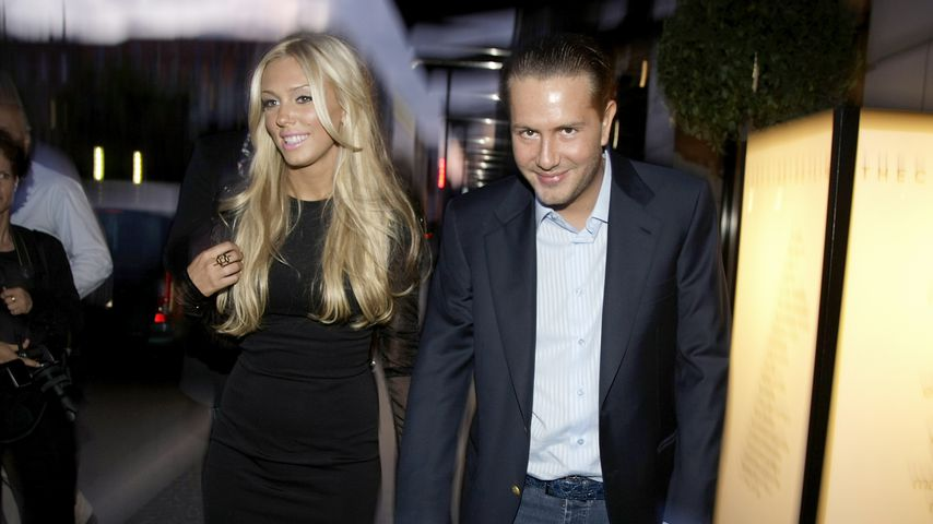 Petra Ecclestone und James Stunt in Berlin