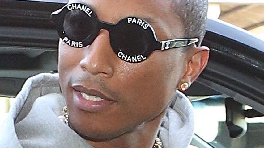Enttäuscht! Pharrell Williams sauer auf US-Gesetz