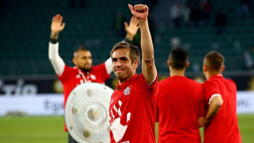 Nach Karriere-Aus: Philipp Lahm deutscher Kicker des Jahres