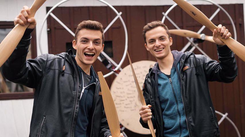 Philipp und Johannes Mickenbecker von The Real Life Guys
