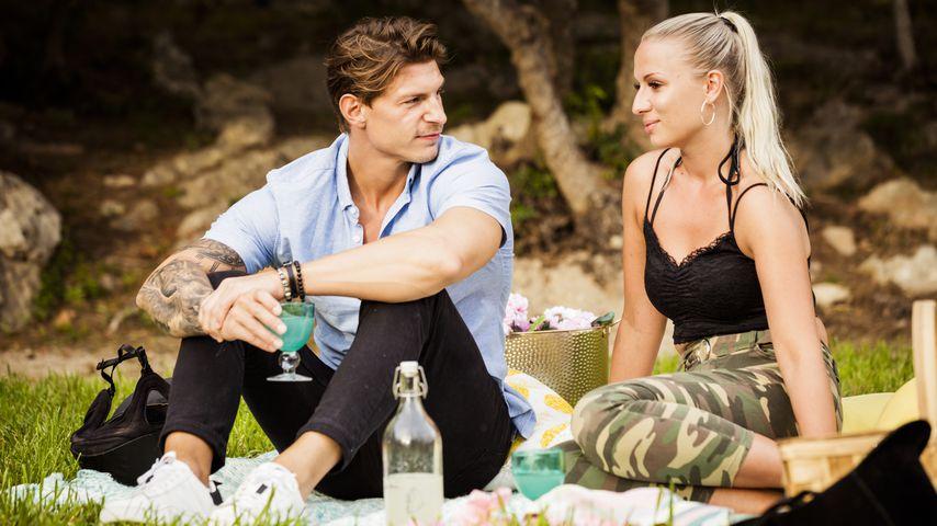 """Philipp und Lisa bei ihrem """"Love Island""""-Date"""