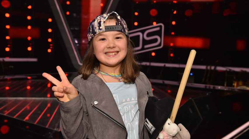"Pia bei ""The Voice Kids"""