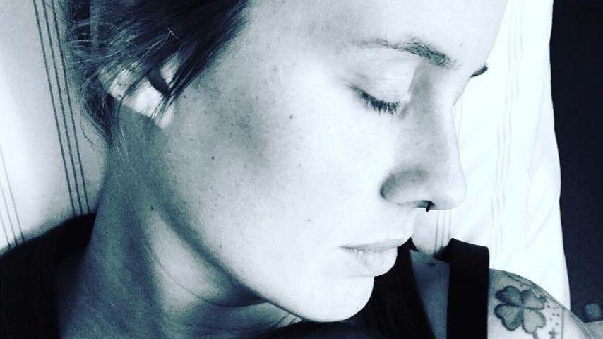 """""""Süßester Mensch der Welt"""": Pia Tillmann zeigt Baby Henry!"""