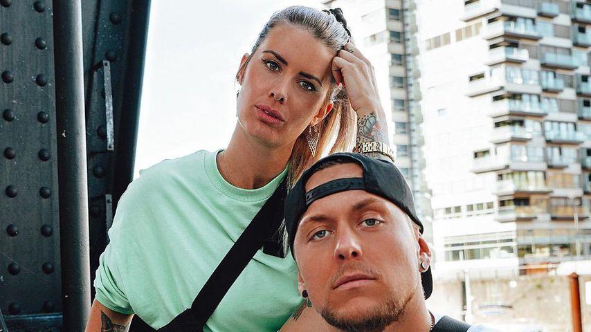 Pia Tillmann und Danny Liedtke in Köln