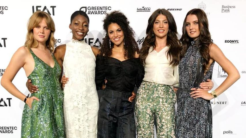 Birthday auf Green Carpet: Hier feiern GNTM-Girls Christina!