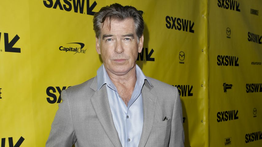 "Pierce Brosnan bei der ""The Son""-Filmpremiere in Textas"