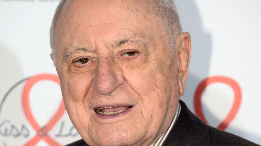Pierre Bergé, französischer Unternehmer