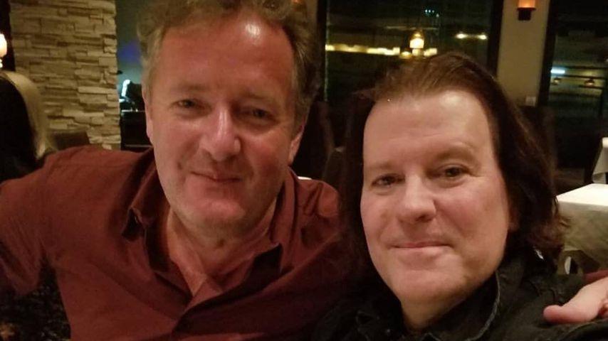 Promi-Manager John Ferriter tot: Piers Morgan nimmt Abschied