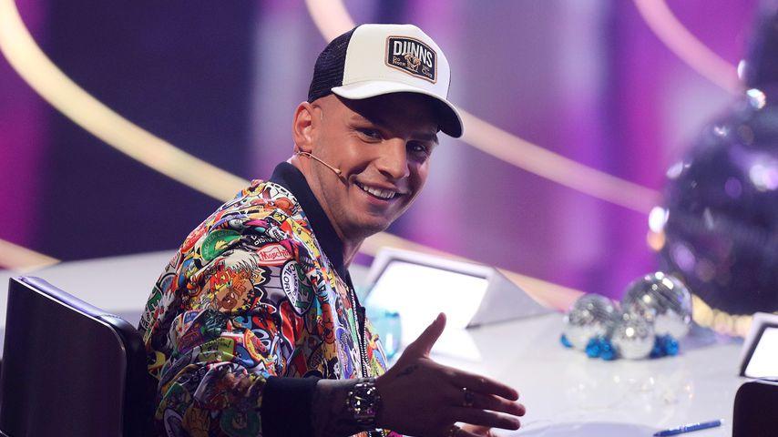 Pietro Lombardi bei der ersten DSDS-Live-Show als Juror