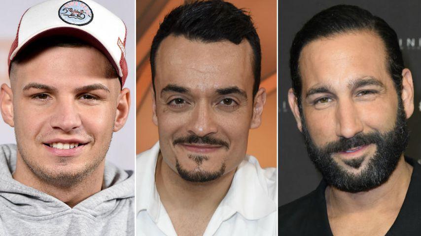 Italienergrippe: Pietro, Giovanni & Massimo leiden als Trio!