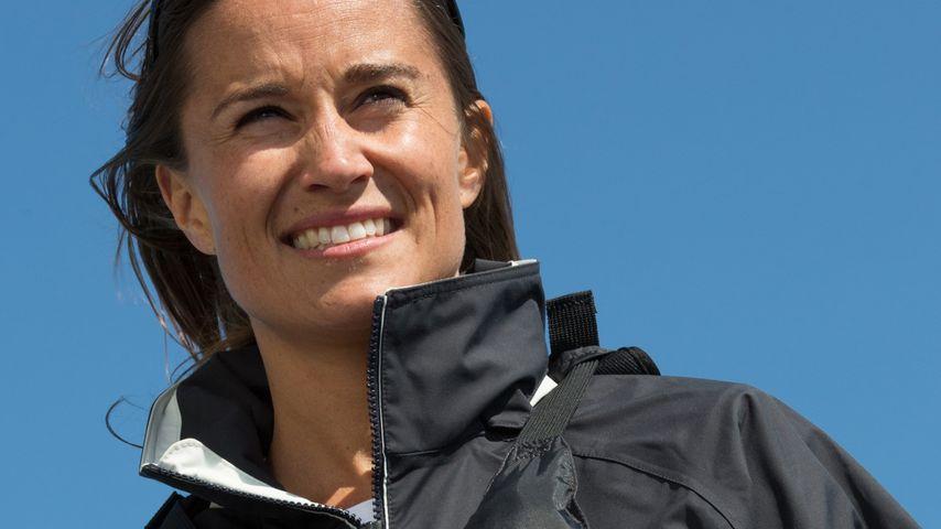 Pippa Middleton will mit Sport aus Kates Schatten