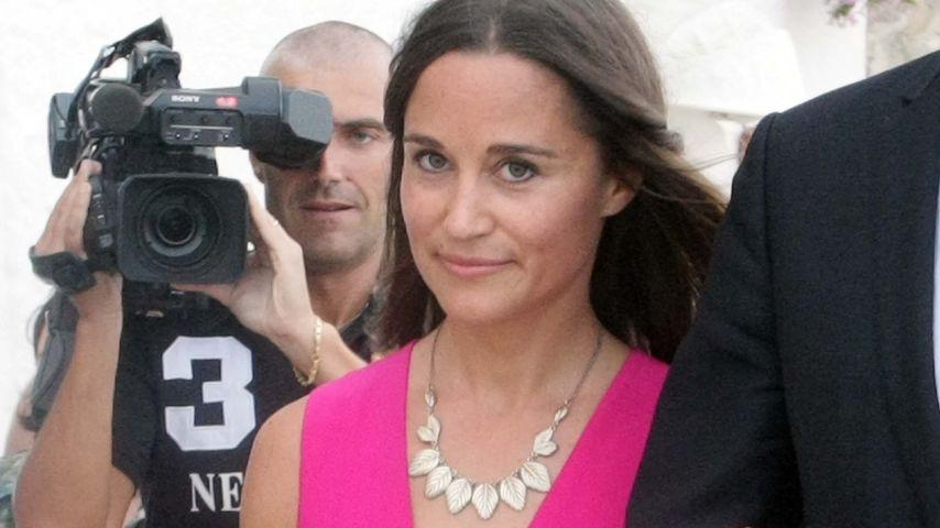 Keine Märchenhochzeit für Kates Schwester Pippa Middleton?