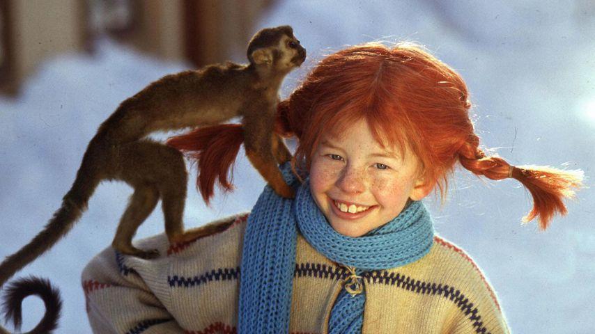 Pippi packt aus: Affe Herr Nilsson pinkelte sie ständig an!