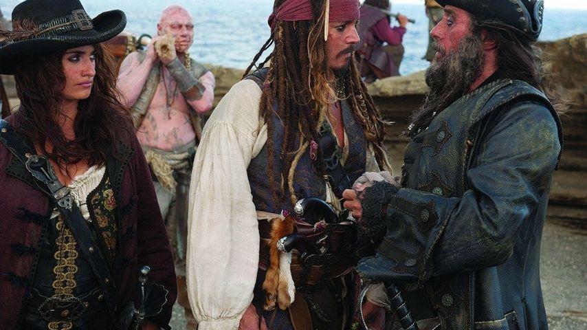 Kein Alkohol mehr für Johnny Depp: Produzent zieht Reißleine