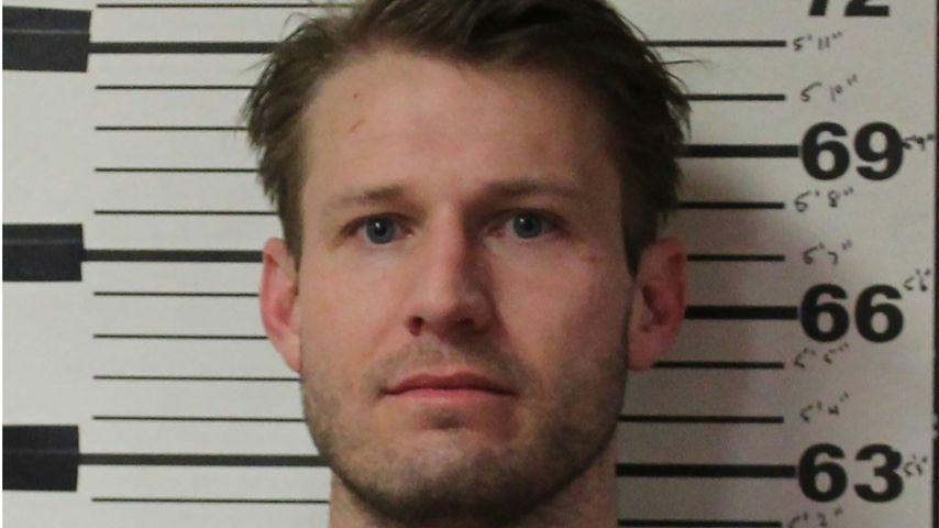 Polizeifoto von Brian Hickerson