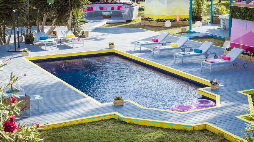 """Poolbereich der neuen """"Love Island""""-Villa"""