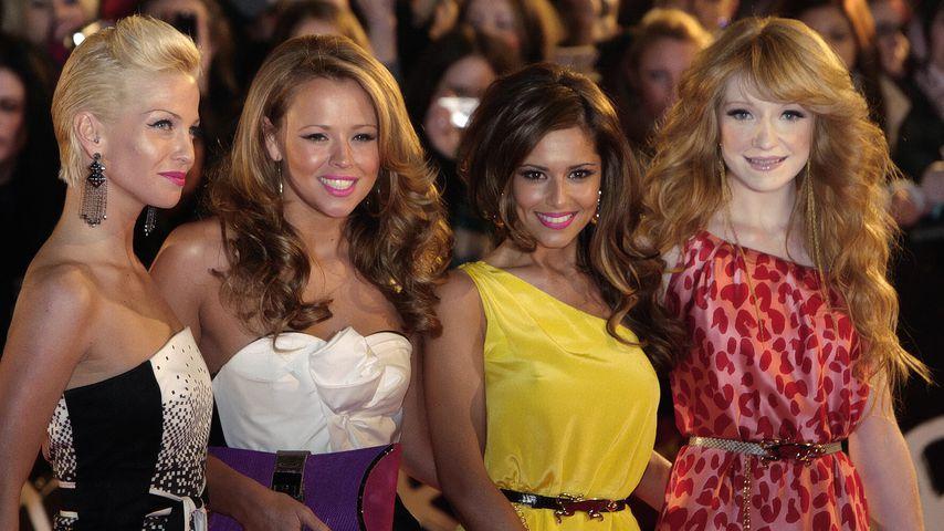 Trotz Doppelkinn: Cheryl Cole bleibt ganz cool