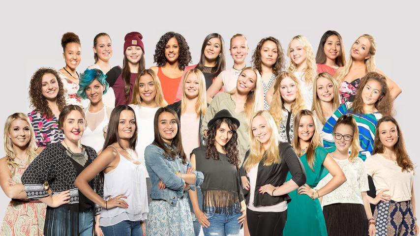 """""""Popstars"""" sucht Girl-Band: Das sind die 27 Kandidatinnen"""