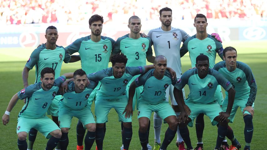 Portugiesische Fußballnationalmannschaft bei der Em 2016