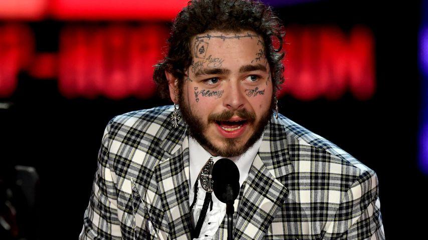 Post Malone bei den American Music Awards 2019