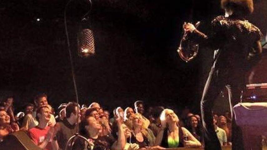 Tragisches Foto: Hier performt Prince (✝57) zum letzten Mal!