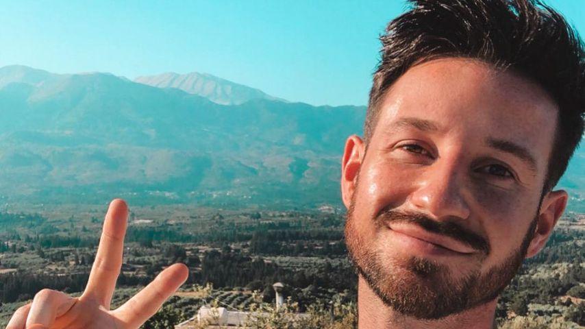 """""""Prince Charming""""-Alex bei seinem Einzug in die TV-Villa auf Kreta"""