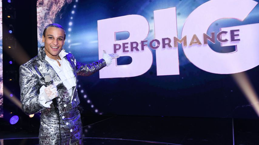 "Prince Damien bei ""Big Performance"""