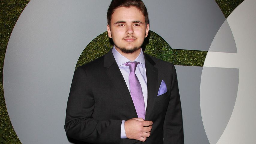 Prince Jackson bei den GQ Men of the Year Awards 2016