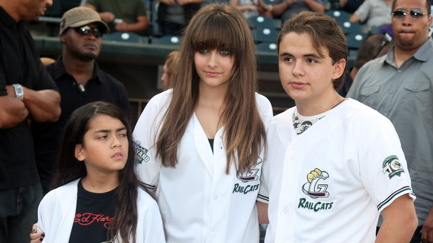 Paris Jackson: Familien-Reunion als Therapie