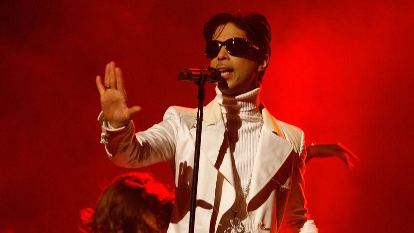 Prince 2007 in Pasadena