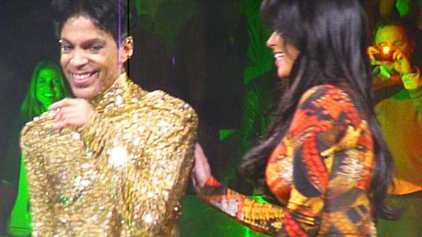 Legendär: Prince (✝57) schmiss Kim Kardashian von der Bühne!