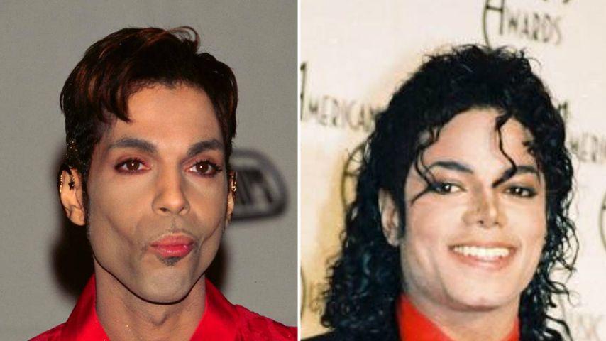 Prince & Michael Jackson: Das haben die Superstars gemeinsam