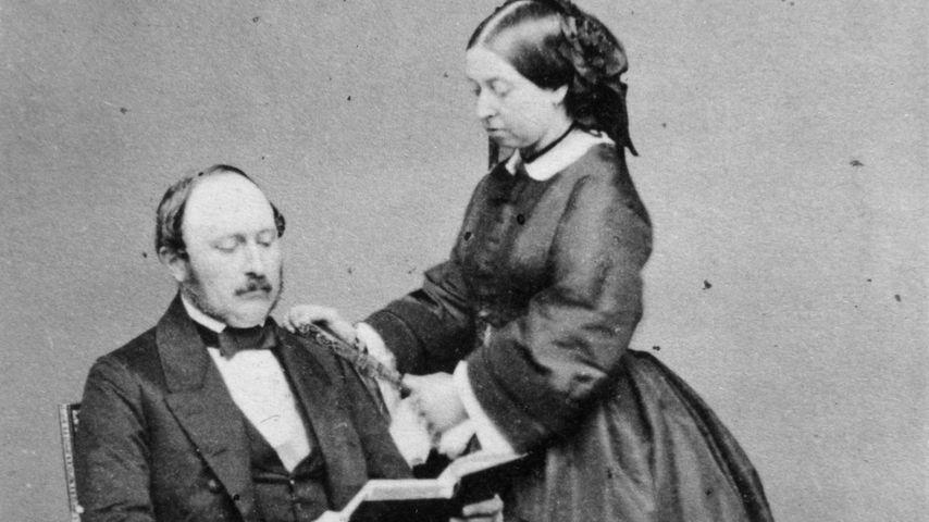 Prinz Albert und Queen Victoria, 1860