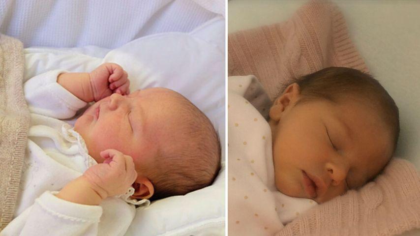 Kuschlig warm: Das haben die Schweden-Babys alle gemeinsam