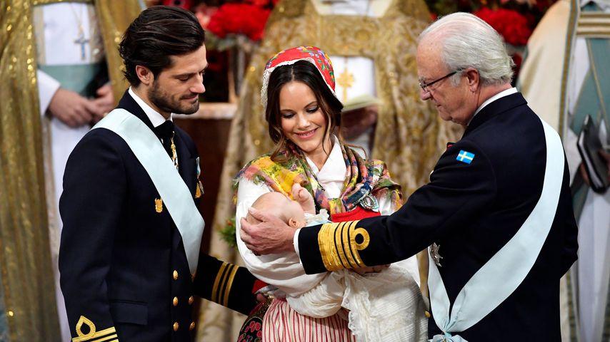 Prinzessin Adrienne: Das ist der Tauftermin