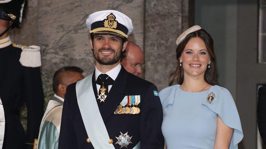 Schweden-Baby ist da: Prinzessin Sofia ist zum 2. Mal Mama!