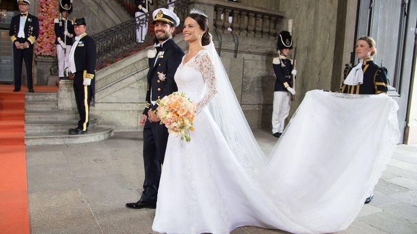 Tolle Schweden-Braut: Sofia Hellqvist verzaubert alle