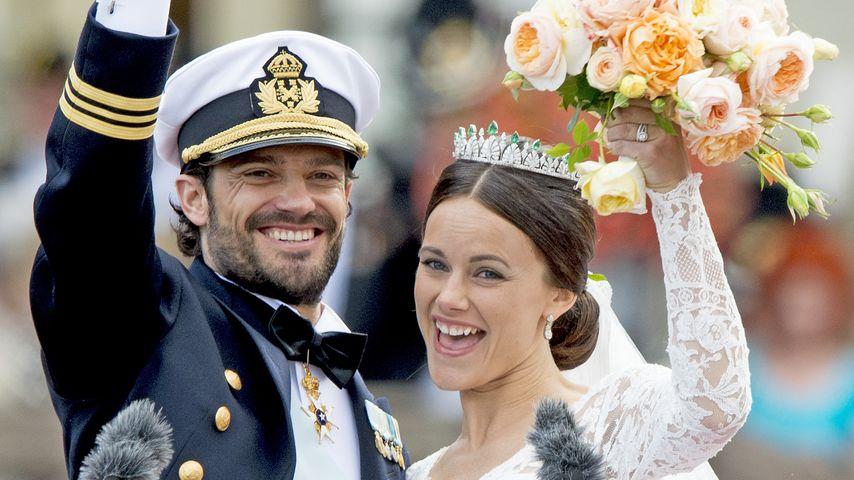Carl Philip & Sofia: Die schönsten Momente der Traumhochzeit