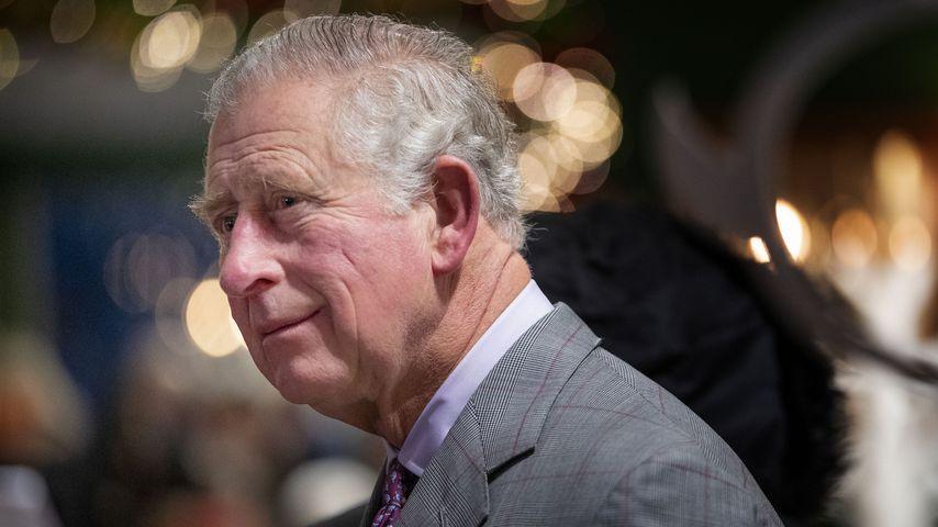 Prinz Charles an Weihnachten 2018