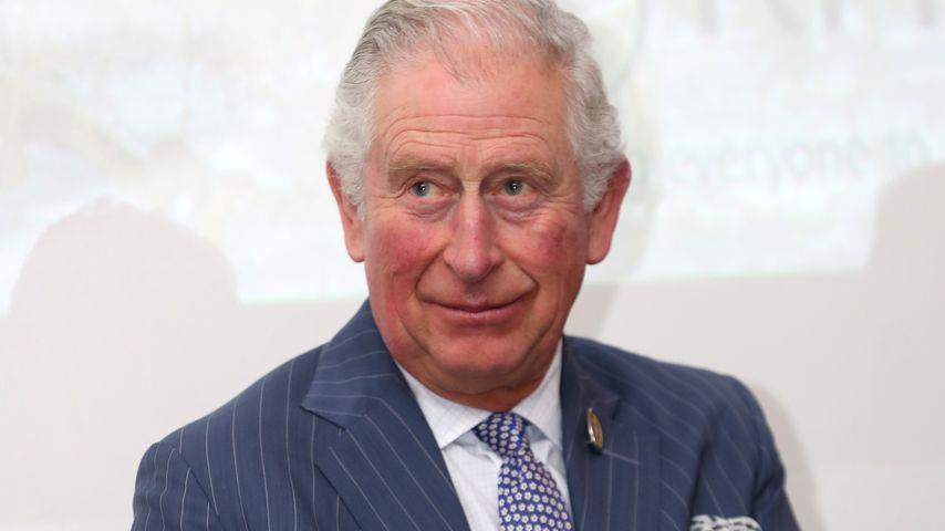 Prinz Charles in Richmond im Februar 2020