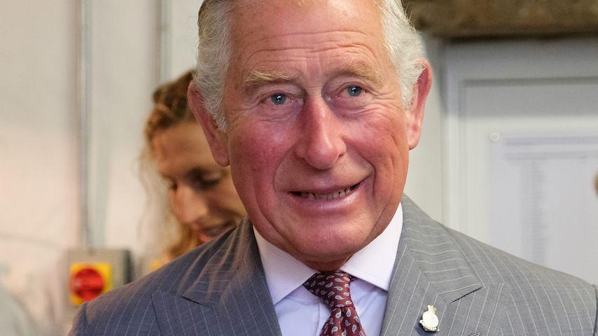 Corona-Quarantäne überstanden: Prinz Charles geht es besser