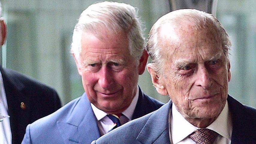 Prinz Charles: So sehr litt er unter seinem Vater!