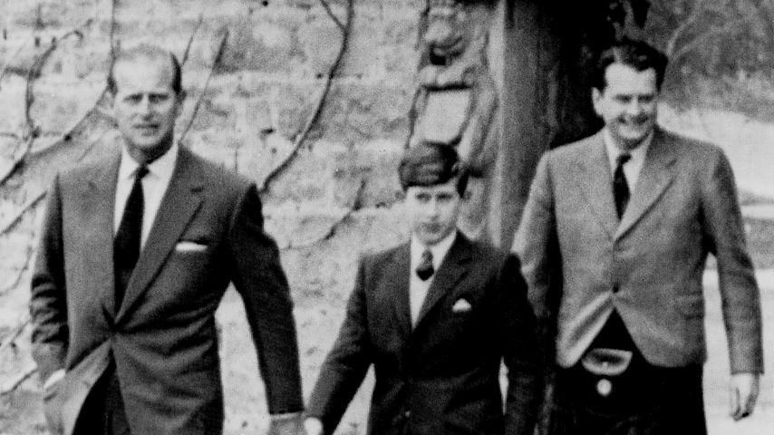 Prinz Charles durfte seine Freunde nicht selbst auswählen