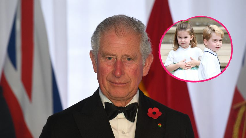 Darum dürfen Prinz Charles' Enkel kein Social Media nutzen